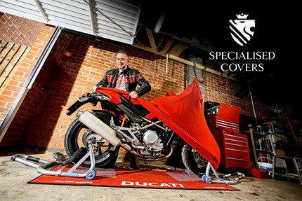 discount at Specialised Covers